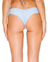 CIELO COSITA BUENA WAVEY BRAZILIAN RUCHED BOTTOM LULI FAMA L17604-425