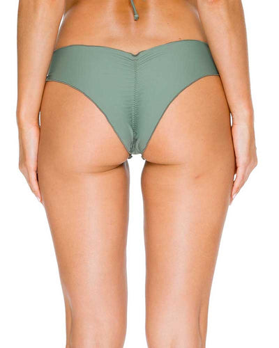 ARMED AND READY COSITA BUENA WAVEY BRAZILIAN RUCHED BOTTOM LULI FAMA L17604-431