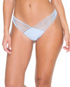 CIELO COSITA BUENA STRAPPY BRAZILIAN RUCHED BACK BOTTOM LULI FAMA L17620-425