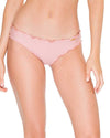 ROSA COSITA BUENA FULL RUCHED BACK BOTTOM LULI FAMA L176521-424