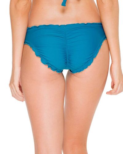 MIRAMAR COSITA BUENA FULL RUCHED BACK BOTTOM LULI FAMA L176521-428