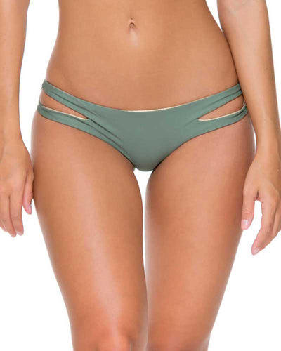 ARMED AND READY COSITA BUENA REVERSIBLE ZIG ZAG MODERATE BOTTOM LULI FAMA L17655X-431