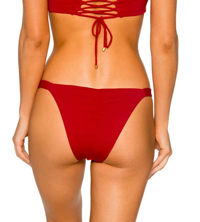 DAHLIA SEASIDE PUCKER BOTTOM B.SWIM L17DAHL