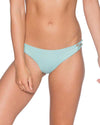 DAWN BLUE PALM PUCKER PANT B.SWIM L18DABL