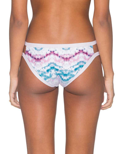 MAKAI TIE DYE FLORIDA FLIP BOTTOM B.SWIM L27MATD