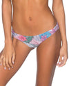 HALE PALM HAVANA FLIP BOTTOM B.SWIM L28HLPL
