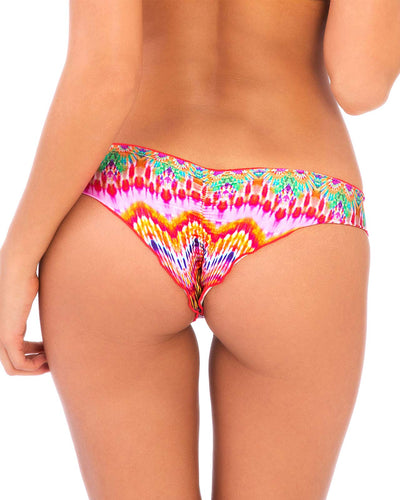 SUNKISSED LAUGHTER WAVEY BOTTOM LULI FAMA L44504P-111
