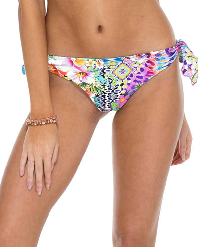 GUAJIRA SUPERSTAR CAYO COCO REVERSIBLE BRAZILIAN BOTTOM LULI FAMA L532M48-111