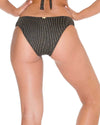 BLACK HAVANA NIGHTS SEAMLESS FULL BOTTOM LULI FAMA L539M18-001