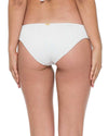 WHITE HAVANA NIGHTS SEAMLESS FULL BOTTOM LULI FAMA L539M18-002
