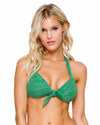 PALMAS EL CARNAVAL LOLA MOLDED PUSH UP TOP LULI FAMA L543M51-426