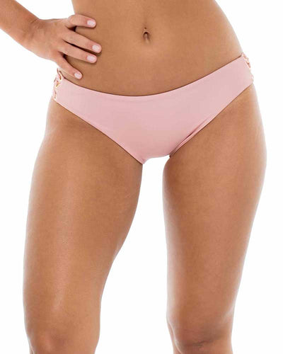 ROSA MAMBO LACE UP GROMMET FULL BOTTOM LULI FAMA L561A35-424