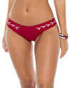 VINO LA CORREDERA INTERLACED BRAZILIAN BOTTOM LULI FAMA L565A36-448