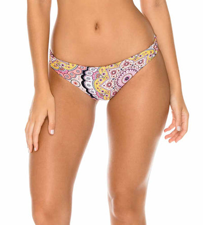 ALHAMBRA LACED UP FULL BOTTOM LULI FAMA L587N40-067