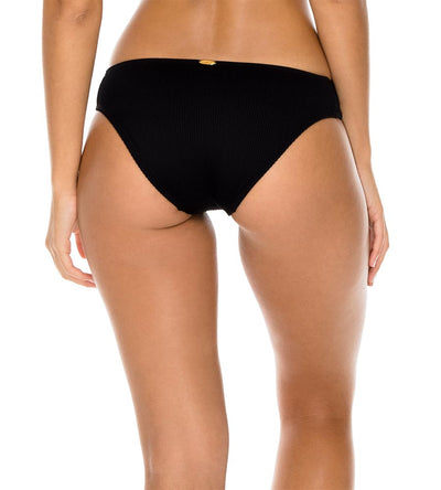BLACK TRIANA TAB SIDE FULL BOTTOM LULI FAMA L596N28-001