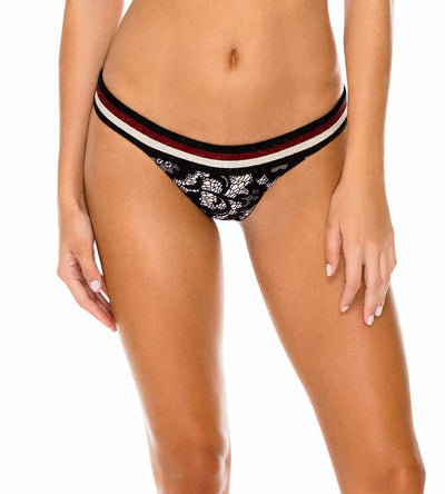 BLACK LA GIRALDA MODERATE BOTTOM LULI FAMA L597N47-001