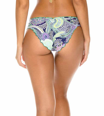 MARINO DYNASTY FULL RUCHED BACK BOTTOM LULI FAMA L60052P-446