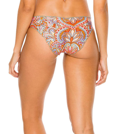 ANDALUZ FULL RUCHED BACK BOTTOM LULI FAMA L60352P-111