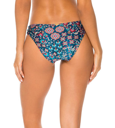 CORDOBA LACED UP FULL BOTTOM LULI FAMA L613N40-111