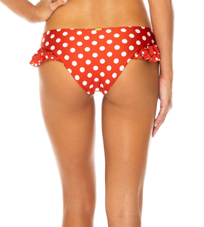 OLE RED MACARENA MORENA RUFFLE MODERATE BOTTOM LULI FAMA L621697-O16