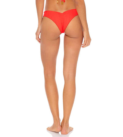 LAST FLING RED HOT RING RUCHED BOTTOM LULI FAMA L636N34-058
