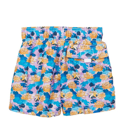 LILY POND SWIM SHORTS AZUL 299