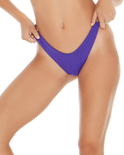 SENSUAL SOLIDS ELECTRIC PURPLE DANA BOTTOM LSPACE LSDAB18-ELP