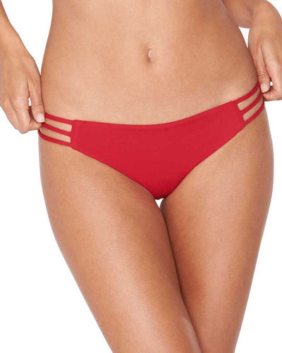 LIPSTICK RED KENNEDY BOTTOM LSPACE LSKEC18-LSR
