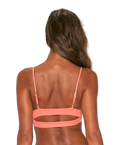 FRUIT PUNCH SENSUAL SOLIDS OLIVIA TOP LSPACE LSOLT17-FRP