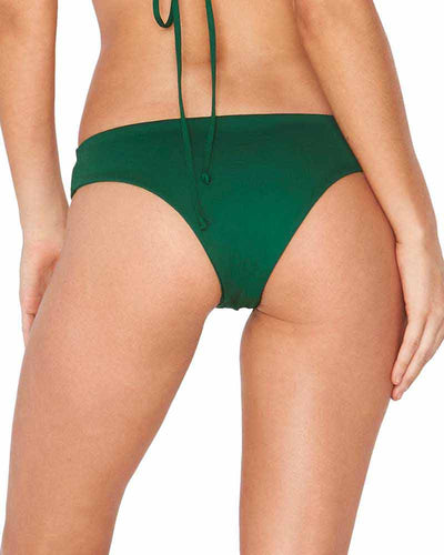SENSUAL SOLIDS EMERALD PIXIE BOTTOM LSPACE LSPIB17-EMD