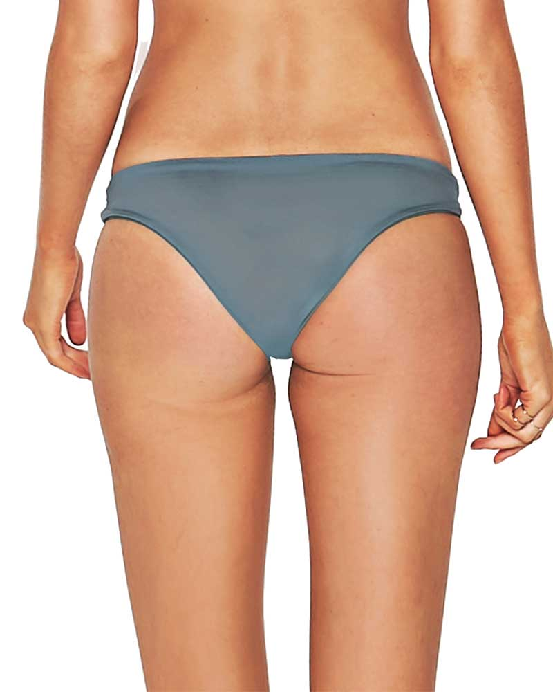 SLATED GLASS SENSUAL SOLIDS ROSEMARY BOTTOM BY LSPACE