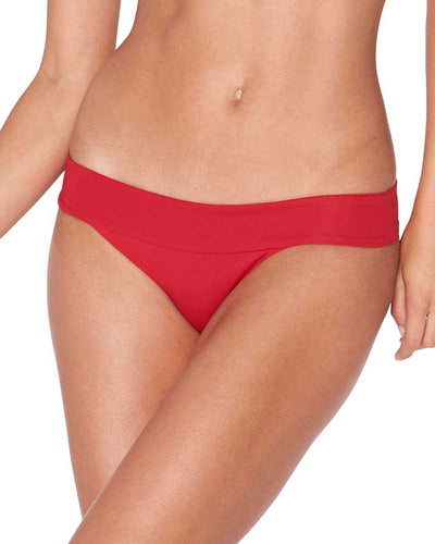 LIPSTICK RED VERONICA BOTTOM LSPACE LSVEC17-LSR