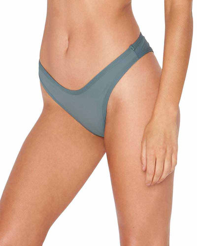 SENSUAL SOLIDS SLATED GLASS WHIPLASH BOTTOM LSPACE LSWPB17-SLG