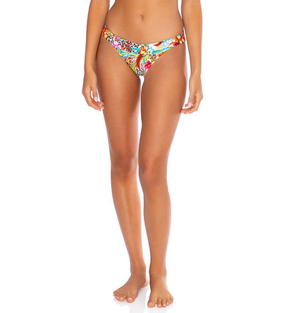 LULI'S JUNGLE BANDED FULL BOTTOM LULI FAMA L657L18-111