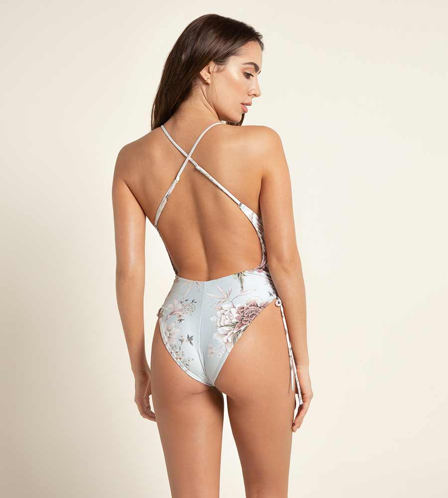 MADAME STEPHANIE ONE PIECE BY AGUA BENDITA