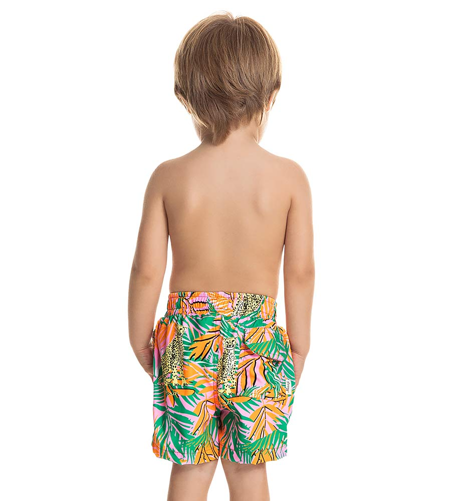 MADRESELVA BOYS SWIM TRUNKS MAAJI 9086KST021