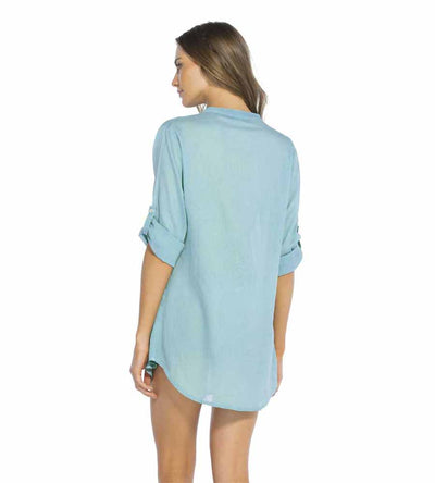 MALDIVES MINI FOLD CAFTAN VIX 431-406-038