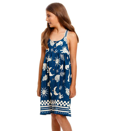 MANIERA AVRIL GIRLS DRESS AGUA BENDITA AN4000621-1