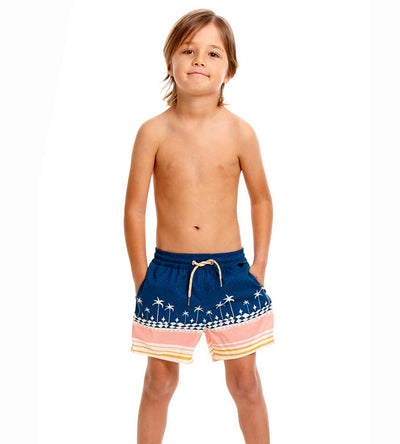 MANIERA NICK BOYS SWIM TRUNKS AGUA BENDITA AN2000421-1