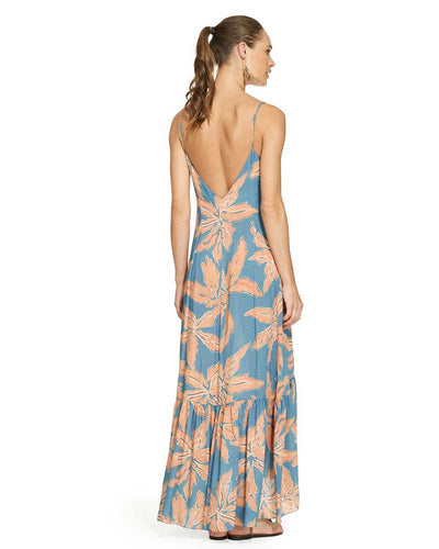 MARGARITA ELMA LONG DRESS VIX 296-526-035