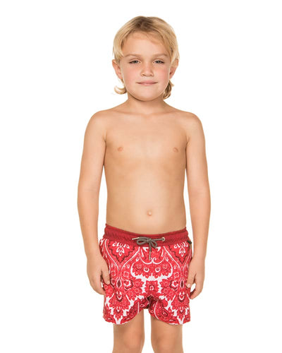 MARMARA NICK BOYS SWIM SHORT AGUA BENDITA AN2001418-1