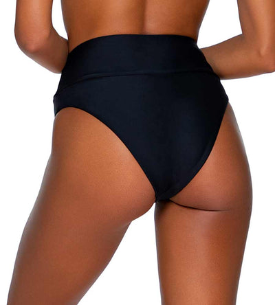 MIDNIGHT ARIEL HIGH WAIST BOTTOM B.SWIM L42MIDN