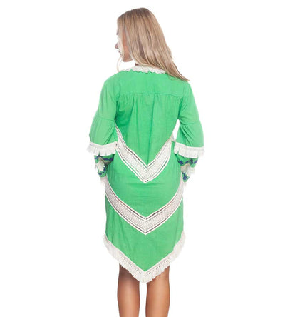 MINT NEW TRIBAL TUNIC DESPI 5359