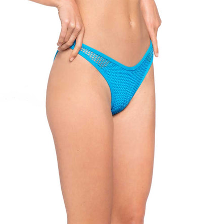 CERULEAN MESH MADNESS STEVIE BOTTOM LSPACE MMSTB18-CER
