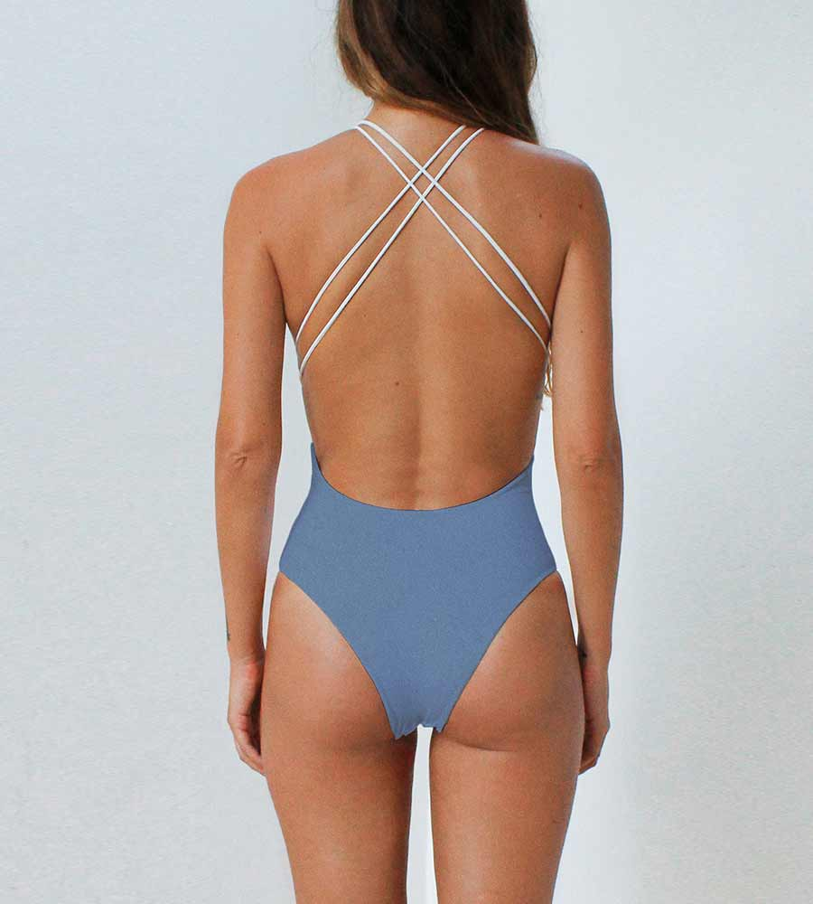 MODERNE ACT NATURALLY ONE PIECE BY AMARA TULUM