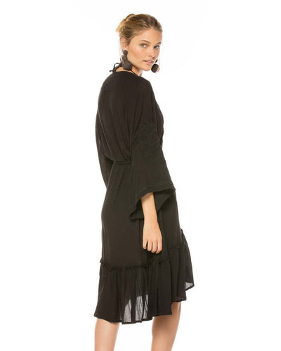 MOONLIGHT IZZY TUNIC AGUA BENDITA AF4005118-1