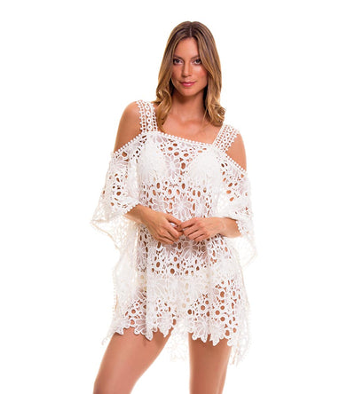 MUZA COLD SHOULDER COVER UP MILONGA MUZC01