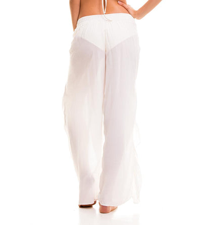 MUZA OFF WHITE PANT MILONGA MUZC02
