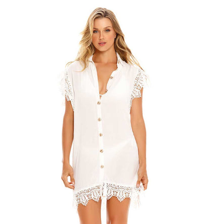 NATURAL WHITE SHIRT MILONGA NATC02