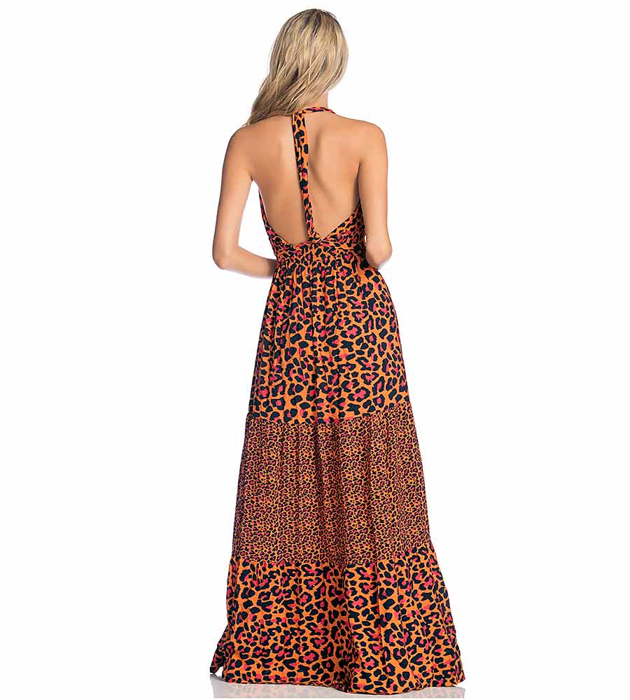 NATURA DREAMY LONG DRESS BY MAAJI